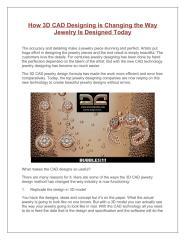 3D CAD Jewelry Design  3d Custom Jewel (2).pdf
