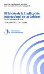 III clasificacion de la cefalea de la international headache society.pdf