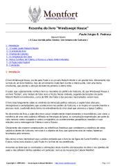 Resenha do Livro 'Windswept House' - 'A Casa Varrida Pelos Ventos' do Padre Malachi Martin - Paulo Sérgio R Pedrosa.pdf