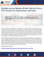 Random Access Memory(RAM) Market Size to 2025 Analysis by Applications and Types.pdf