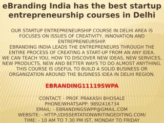 5.eBrandingIndia has the best startup entrepreneurship courses in Delhi.pptx